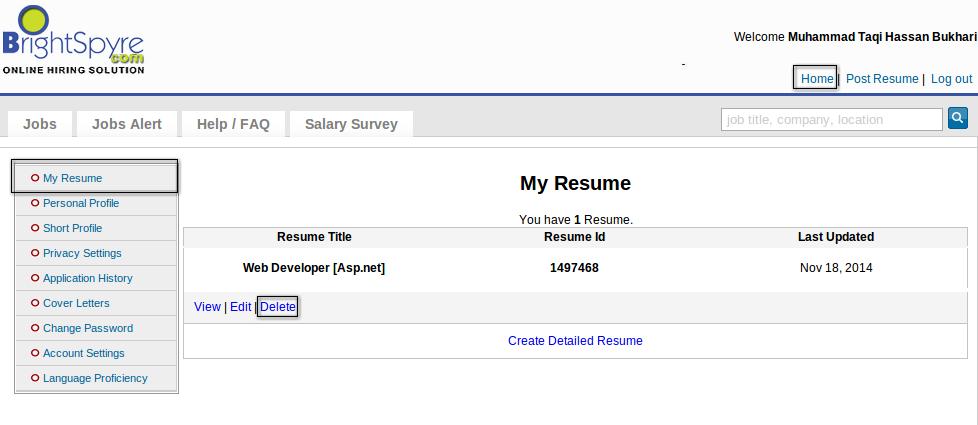 _imageshow_to_delete_resume resume creationand updaton_brightspyrefaqspng